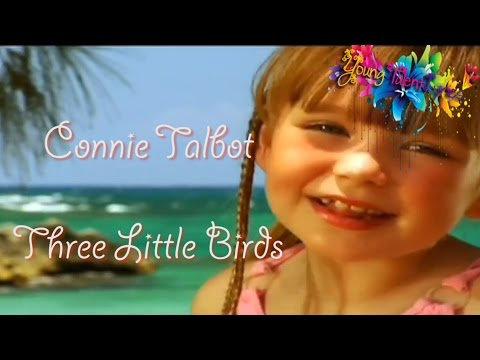 Video Connie Talbot ツ Three Little Birds (Lyrics) download in MP3, 3GP, MP4, WEBM, AVI, FLV January 2017