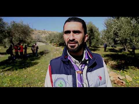 مجموعة خليل الرحمن الكشفية تتجول في ربوع حوسان