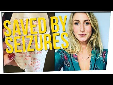 Subway Rider Fakes Seizure to Scare Mugger ft. Gina Darling & DavidSoComedy