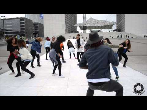 Flashmob By Lionel - Psquare - Collabo Ft Don Jazzy