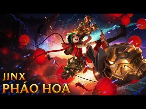 Jinx Pháo Hoa