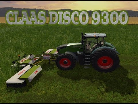 CLAAS DISCO 9300 v1.0