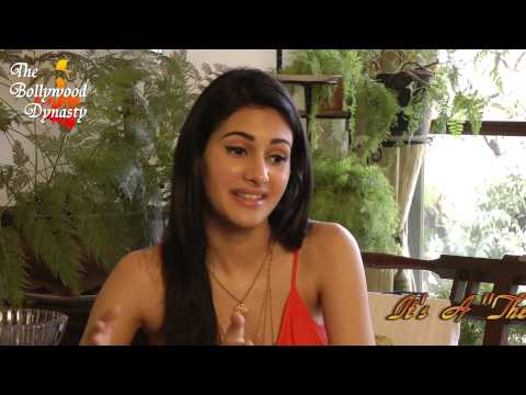 Exclusive Interview of Amyra Dastur  'Mr  X' Fame