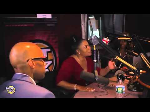 weight loss - The actress/comedienne went on the Hot 97 Morning Show to explain her open marriage and discuss her comedy show and thoughts on current events.