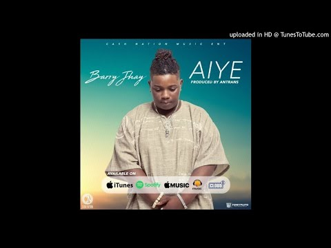 Barry Jhay - Aiye Ole { Prod. By Antras } - Goldenparrot.com.ng