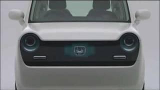 Honda EV-N Concept Tokyo 2009 Promo