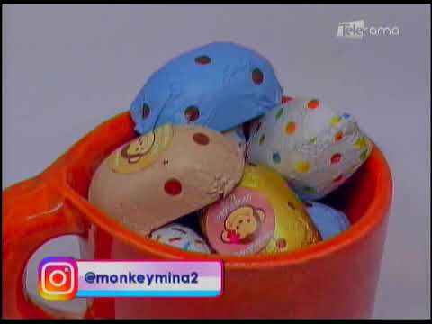 Chocolatería Monkey & Mina Impulsando Sueños