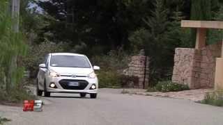 HYUNDAI I10 2014 - TEST DRIVE