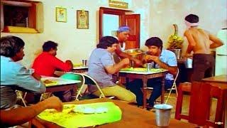 Video வெந்தது வேகாதது வேகப்போறது எல்லாத்தையும் தின்றான் || Sathyaraj Prabhu Food Eating Comedy MP3, 3GP, MP4, WEBM, AVI, FLV Mei 2019