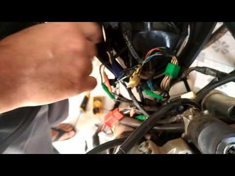 Como instalar o painel da Tornado na CRZ 150