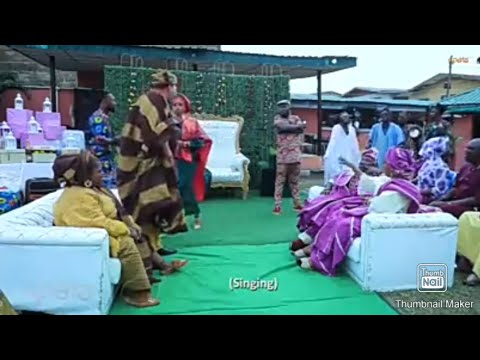 Ebudola part 2 latest Yoruba film starring by funmi awelewa
