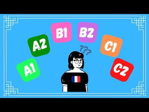 QUEL EST TON NIVEAU DE FRANÇAIS? | Du A1 au C2, production orale, grammaire, lexique