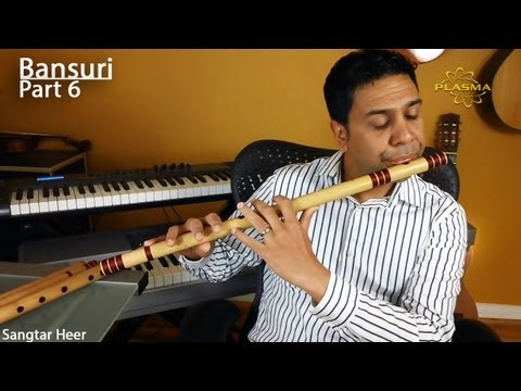 Learn to Play Bansuri - Part 6 - Playing Half Notes