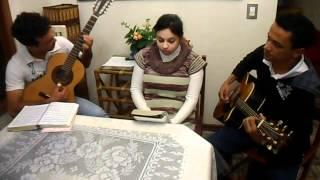 Hino Ccb 128 Viola Caipira E Violao... Genilson. Kelly.&Elicelmo