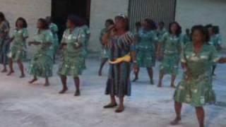 MELITON PABLO - Edjing - coro Mixto - Guinea Ecuatorial