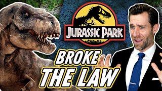 Video Laws Broken: Jurassic Park MP3, 3GP, MP4, WEBM, AVI, FLV Maret 2019