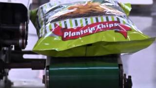 Joy Chips - Plantain Chip Making and Processing Video