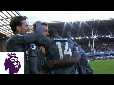 Video: Jamie Vardy strikes to put Leicester in front | Premier League | NBC Sports