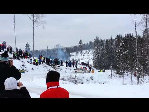 Szwecja: dzwon Audi Quattro