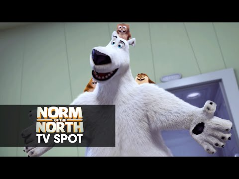 Norm of the North (TV Spot 'Dive In')