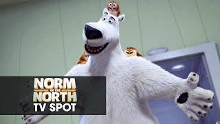 Nonton Norm Of The North  2016  Official Tv Spot        Dive In    Film Subtitle Indonesia Streaming Movie Download