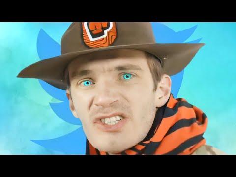 Twitter VS PewDiePie's Coco Ban