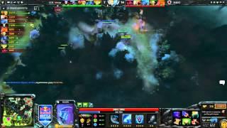coL vs eHug, game 2