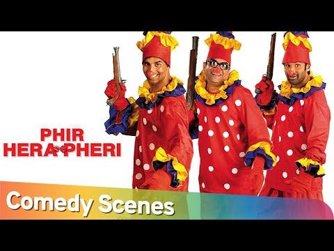 Phir Hera Pheri | Best of Hindi Bollywood Comedy Scenes | Akshay Kumar - Paresh Rawal - Rajpal Yadav