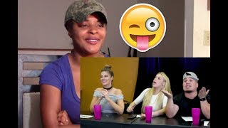 LELE PONS - So You Think You Can Sing - Lele Pons & Hannah Stocking - REACTION