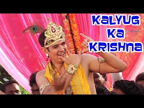 Naksh aka Rohan bane Shri Krishna