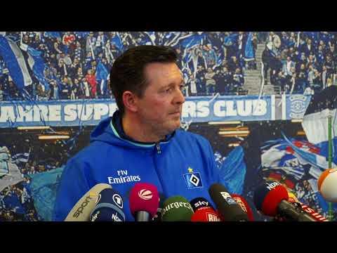 Neuer HSV-Trainer Titz kündigt offensiveren Fußball a ...
