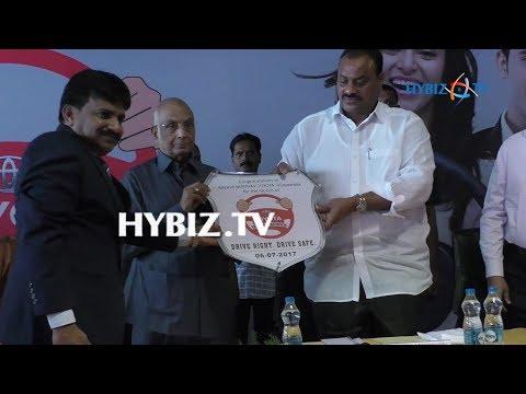 , Radha Madhav Toyota Vijayawada Driving School