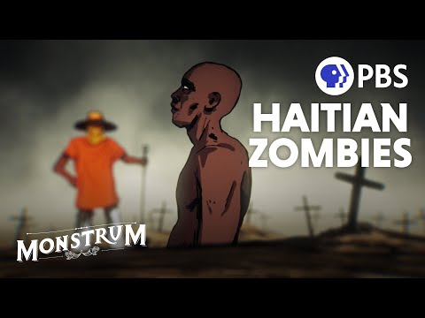 The Origins of the Zombie, from Haiti to the U.S. | Monstrum