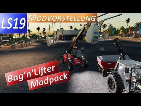 Bag'n'Lifter Pack v1.0.0.0