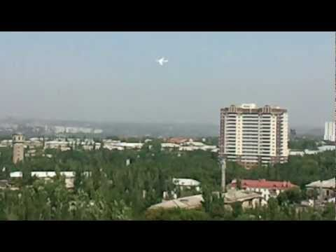 Донецк - Самолет Ан-225 Мрия