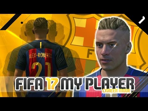 THE START! | FIFA 17 Player Career Mode w/Storylines | Episode #1 (The Spanish Legend) (видео)