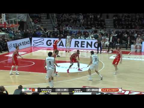 Fortitudo, gli highlights del match contro Cento