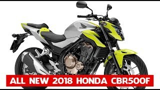 10. New 2018 Honda CB500F | 2018 Honda CB500F launched in Malaysia at RM 31,363
