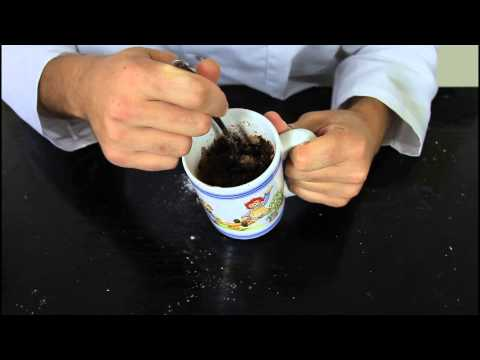 Make Brownie in a Cup Under 5 minutes