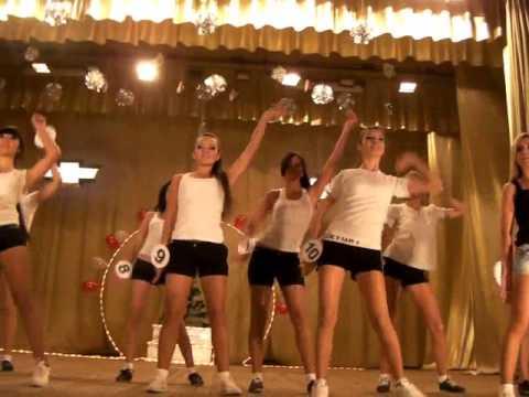Спортивный танец видео фото 275-553