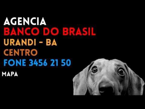 ✔ Agência BANCO DO BRASIL em URANDI/BA CENTRO - Contato e endereço