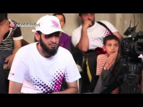 الفتى المصري الكفيف .. يا الله كم نحن مقصرون !!!