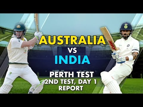 At the end of Day 1, it's 70-30 in Australia's favour - Harsha Bhogle