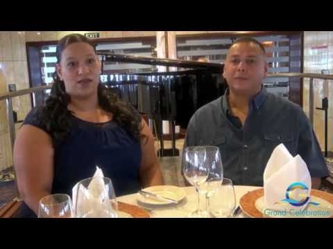 Guests from Puerto Rico Grand Celebration Cruise Testimonial