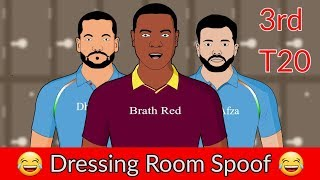 India vs West indies 3rd T20 2018