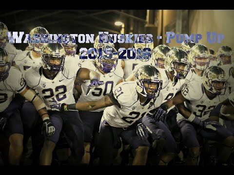 Washington Huskies - Pump Up 2015-2016
