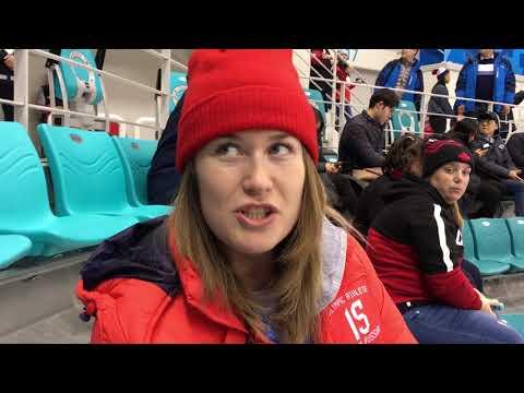 Валерия Павлова подвела итоги женского хоккейного турнира на Олимпиаде в Пхенчхане
