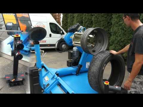 "Zouvačka pneumatik 14""-56"", automatická T980"