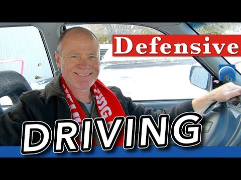 How to Drive Defensively :: Skills & Strategies to Keep you Crash Free