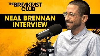 Video Comedian Neal Brennan Talks 'Here We Go' Tour, Rap Beefs, Mayonnaise + More MP3, 3GP, MP4, WEBM, AVI, FLV Januari 2019
